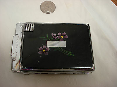 Vintage RADCLIFFE Cigarette Case / Lighter combination unit Made in Japan S1