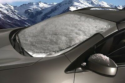 Winter Ice Sun SNOW SHADE for windshield - Custom Fit - Volkswagen