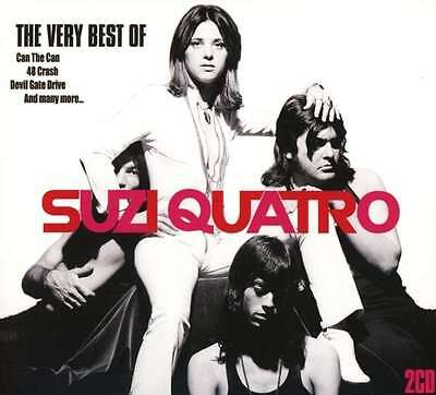 Suzi Quatro - The Very Best Of NEW CD