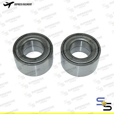 Pair Of 2 Genuine Quality Ford Territory Sx Sy Sz Rear Wheel Bearing Irs