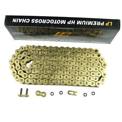 520 Pitch 120-Link O-ring Motorcycle Drive Chain for Yamaha WR 250/400/450 R/F/X