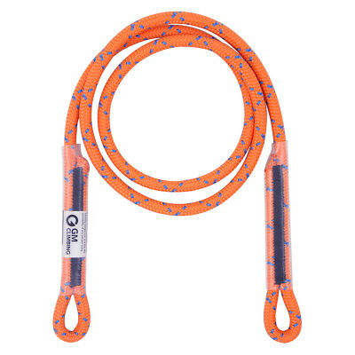 "45"" Prusik Cord Eye-to-eye Loop 20kN 8mm for Arborist Climbing Rigging Tree Work"
