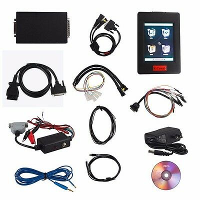 Genius Flash Point K-TOUCH OBDII BOOT Protocols ECU Chip Tuning Tool