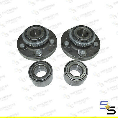 Genuine Quality Front Hubs & Rear Wheel Bearing Ford Ba Bf Falcon