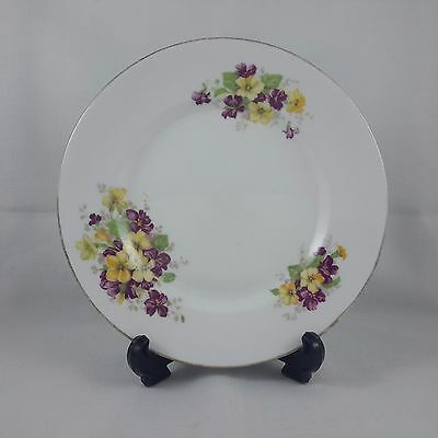 Vintage China Replacement Side Plate by Salisbury