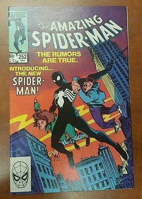 The Amazing Spider-Man #252 (May 1984, Marvel) Very Fine