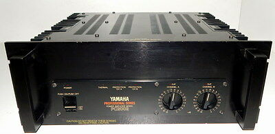 Yamaha PC2002 vintage professional power amplifier 240 wpc