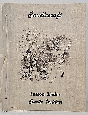 Candles Making Course Book Complete Instruction 43 Lessons Craft How to Make