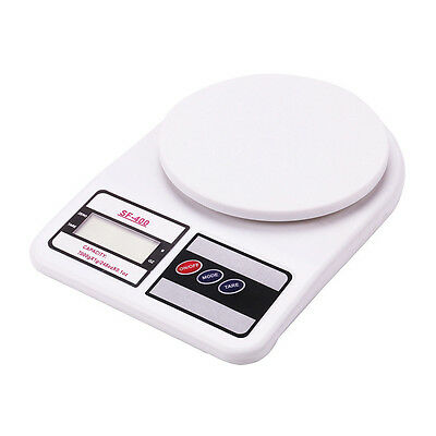 10kg/1g SF-400 Digital LCD Kitchen Electronic Postal Parcel Weight Scales Diet