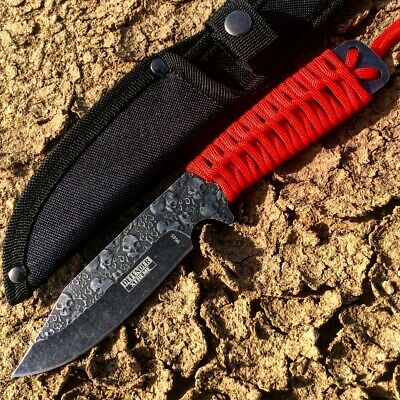"""Defender Xtreme 9"""" High Quality Hunting Tactical Survival Sharp Knife Forest Cam"""