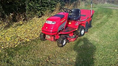 countax c400h ride on mower