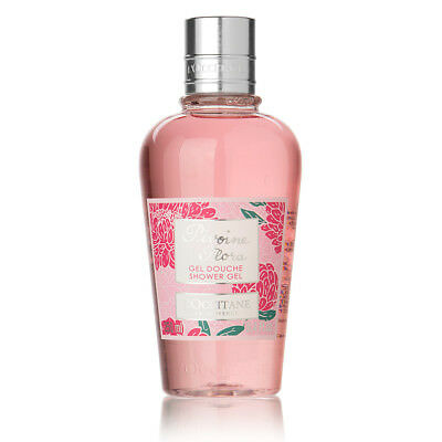 NEW L'Occitane Pivoine Flora Shower Gel 250ml