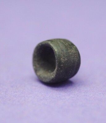 Lovely little Celtic bronze bead 200 BC