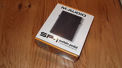 M-Audio SP1 Standard sustain pedal - boxed and like new