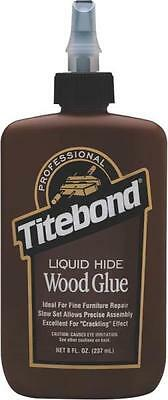 Franklin International 5013 Titebond Liquid Hide Glue  8 ounce (8 oz)