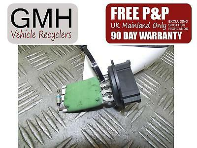 Smart Forfour 1.1 Petrol Heater Rheostat / Resistor With A/c Pa6Gf30 2004-2007§
