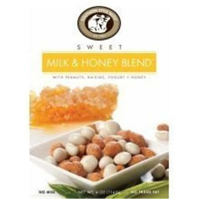 Southern Style Nuts Sweet Milk And Honey Blend Nut Mix 4 Ounce (Pack of 6)