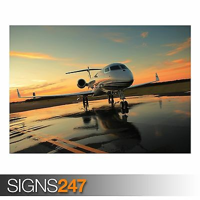 Photo Picture Poster Print Art A0 A1 A2 A3 A4 PLANE AA047 AIRCRAFT POSTER