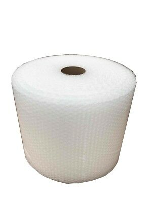 "PolycyberUSA 3/16"" Small bubble+Wrap 12"" Width Roll Perforated 50 ft 12BS50"