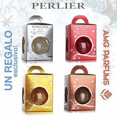 Perlier Bagno Crema Bath Cream 500Ml Idea Regalo Natale 2016 | 4 Fragranze