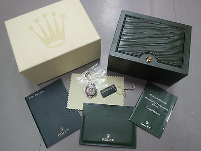 ♛ Authentic ROLEX ♛ Datejust Watch Box Case