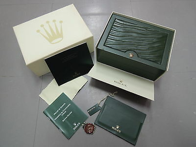 ♛ Authentic ROLEX ♛ Submariner 116610 Watch Box Case