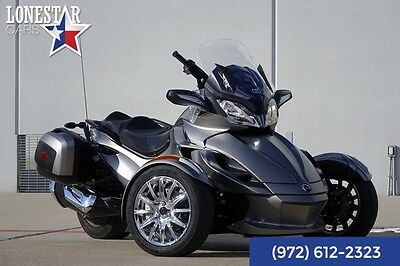 Can Am Spyder ST  2014 Gray Limited!