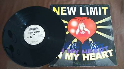"New Limit ‎– In My Heart (Vinyl, 12"", 45 RPM)"