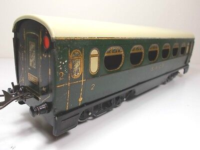 French Hornby Gauge O Etoile du Nord Coach