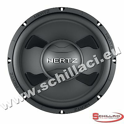 Hertz Ds 38.3 Subwoofer Hertz Da 380Mm 4Ohm 1200Watt Max