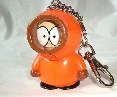 SOUTH PARK KENNY Keychain COMIDY CENTRAL Orange Hoodie Coat 1998