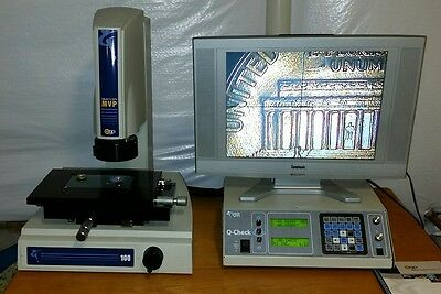 OGP Smartscope MVP 100 Video Measuring Machine