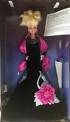 Mattel 1994 Theater Elegance Barbie Spiegel Limited Edition #12077 NIB