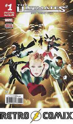 Marvel Now! Ultimates 2 #1 First Print New/unread Bagged & Boarded
