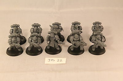Warhammer Space Marine Blood Angels Tactical Squad