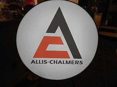 Allis Chalmers Lighted Sign