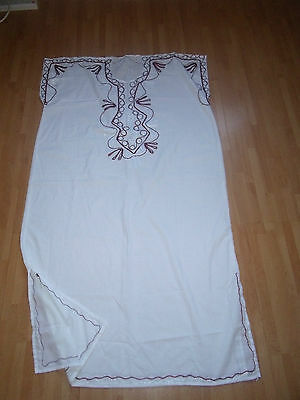 Moroccan   Kaftan   White Diamond    BEACH     House - Night Out Summer Dress