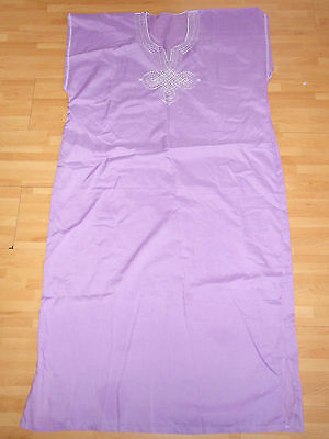 Moroccan   Kaftan    Light Purple    BEACH     House - Night Out Summer Dress