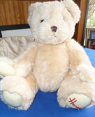 HARRODS  SOFT plush  HARRODS 12 inch TEDDY Bear