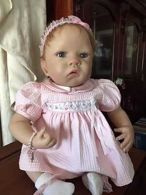 Baby Girl Doll From Ashton Drake Galleries.