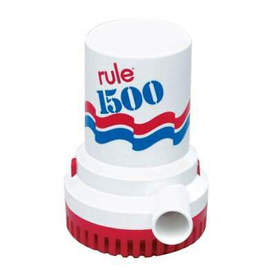 Rule 1500 GPH Bilge Pump #02
