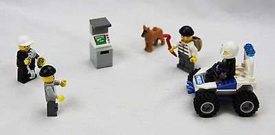 Lego City Police Minifigure Collection 7279 687 Picclick