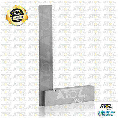 "Atoz 2"" Steel Try Square Precision Right Angle Measure Oem Ts2"