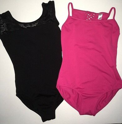 Girls Size 8-10 Leotard Lot