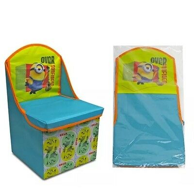 Despicable Me Minions Storage Chair