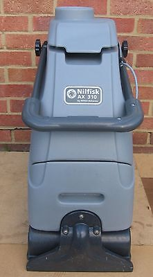 Nilfisk AX310 Professional Carpet Power Brush Extraction Cleaner Machine