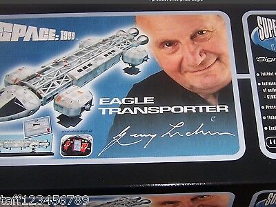 "Product Enterprise 23"" Eagle Space 1999 Transporter Made Only 1300 New"