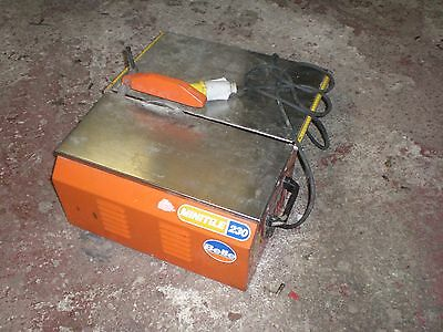Belle Minitile 230 WET tile saw cutter tiling cutting 110v professional VGC TOOL