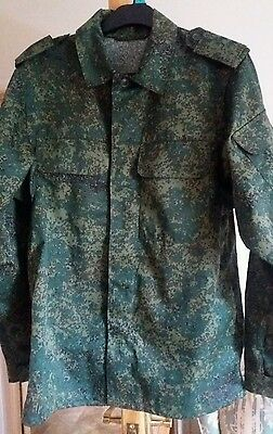 Russian Digital Flora Summer Army Suit (MPA-20) Size 52-4