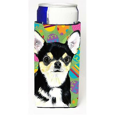 Chihuahua Easter Eggtravaganza Michelob Ultra bottle sleeves For Slim Cans 12...